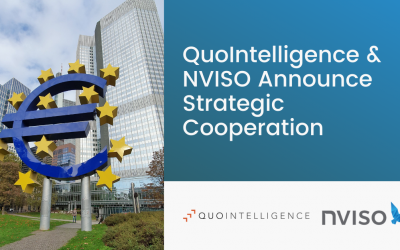 QuoIntelligence and NVISO Announce Strategic Cooperation
