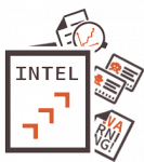 Threat Intelligence Icon