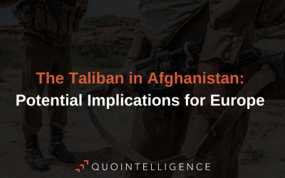 The Taliban in Afghanistan: Potential Implications for Europe